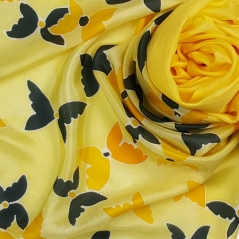 Square Scarf Exclusive Mariposa MR01