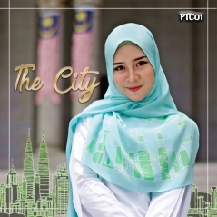 Shawl Premium The City 01