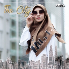 Shawl Premium The City 03