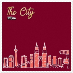 Shawl Premium The City 06