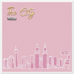 Shawl Premium The City 08