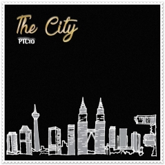 Shawl Premium The City 10