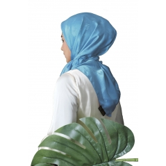 Exclusive Plain 24-Turquoise