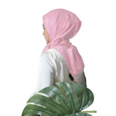 Exclusive Plain 53-Light Pink