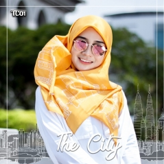 Shawl Exclusive The City 01