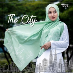 Shawl Exclusive The City 02