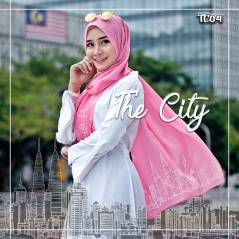 Shawl Exclusive The City 04