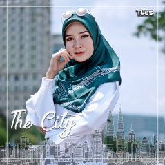 Shawl Exclusive The City 05
