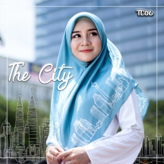 Shawl Exclusive The City 06