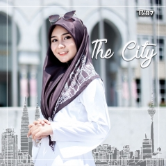 Shawl Exclusive The City 07