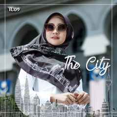 Shawl Exclusive The City 09