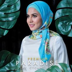 Shawl Premium Paradise 01